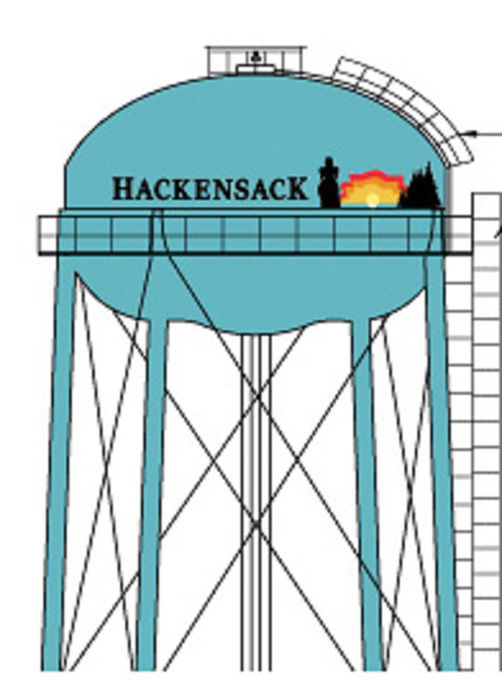 Hackensack Water Tower