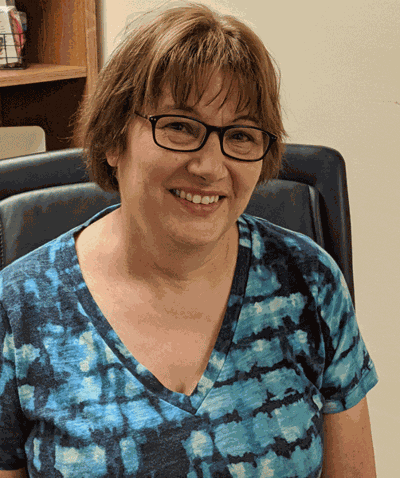 Annette Bonin is the new data and finance coordinator for Faith in Action.
