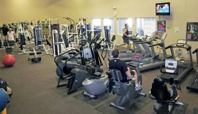 Walker Area Community Center — focus on fitness