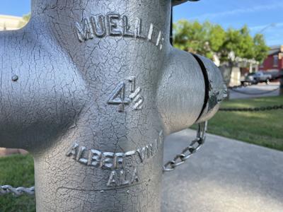 Mueller Fire Hydrants