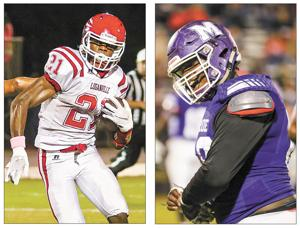 Walton County All-State Football Selections