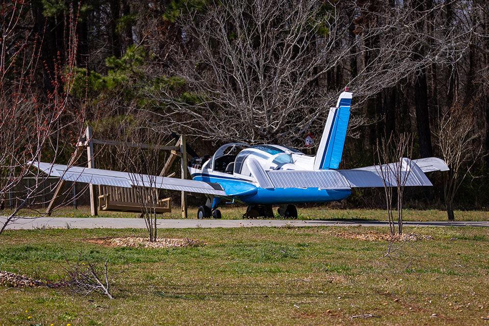 Plane Lands Safely