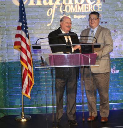 Shane Short Receives Award