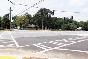 Highway 78 at New Hope Church Road