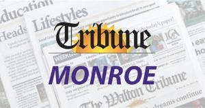 Pursuit of stolen car ends in Monroe