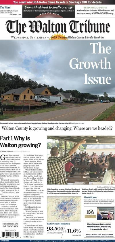 The Growth Issue