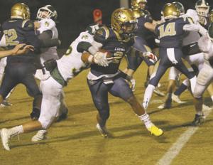 Loganville Christian 24, Westfield School 17 (2 OT): Moving on