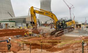 Vogtle Excavation