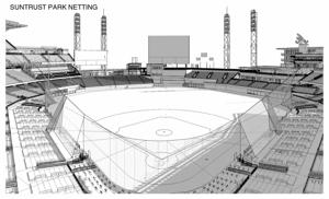 Our View: Braves' net move a home run