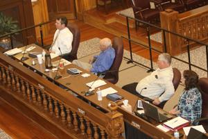 Agenda set for Monday's special county board meeting