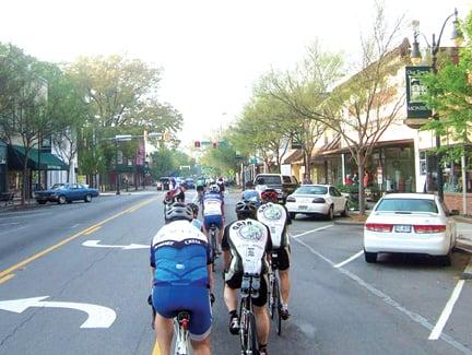 Tony Serrano Century Ride