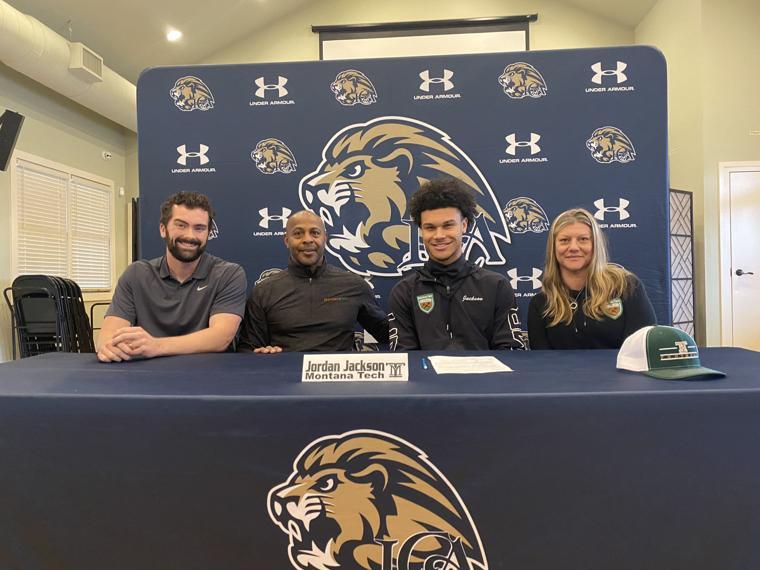 Jordan Jackson heads to Montana Tech