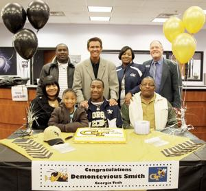 Smith signs with Georgia Tech