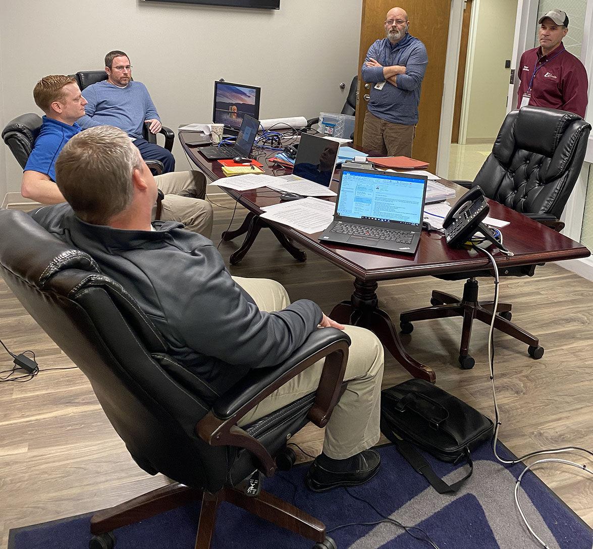 Loganville's historic meeting