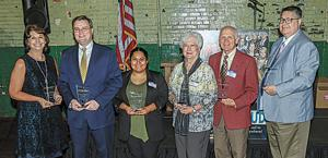 2019 Visions Honorees