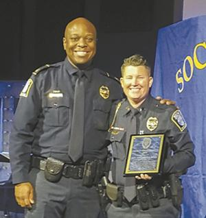 Social Circle police hold first awards banquet