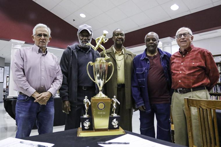 1970 Social Circle Track State Champions