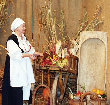 Pilgrim offers a cornucopia of Thanksgiving dishes