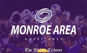 Monroe Area Sports Stock Photo