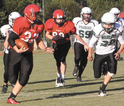 Youth checks Loganville rushing game