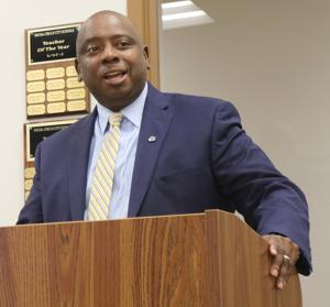 <p>Robbie Hooker was appointed superintendent of Social Circle City Schools on Tuesday, June 4, 2019.</p>