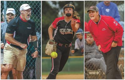 All-County Player, Co-Coaches of the Year