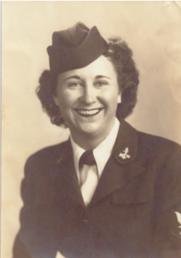 A WAVE's story: Ivah Ree Harris served her country