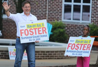 Jeff Foster Campaigns