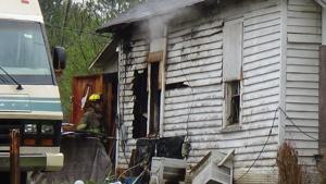 Fatal fire in Loganville