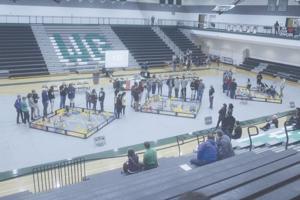 Robot tournament