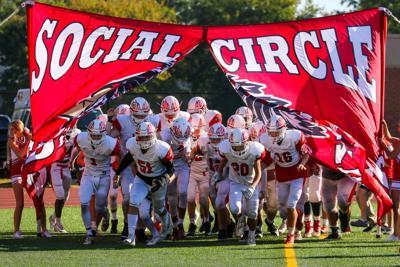 Social Circle football