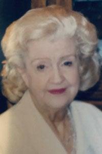 Sara Elizabeth 'Betty' Bennett
