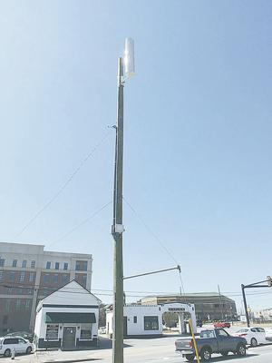 Towns working on 5G tower rules