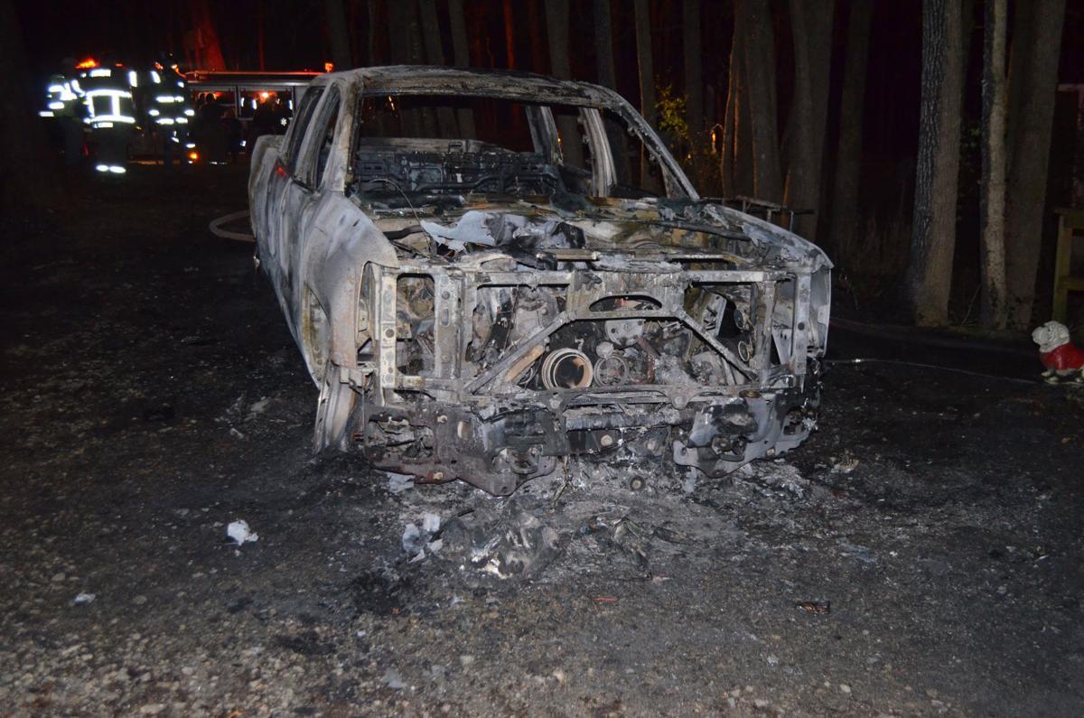 Morgan County Arson