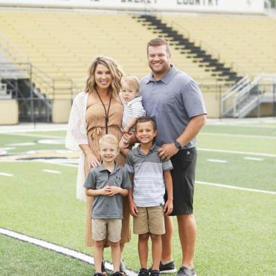 Brad Smith Family