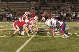 <p>Social Circle faced the Patriots in a game that would help decide the playoff picture in Region 8-AA and fell short on homecoming night, falling to Oglethorpe County 27-7.</p>