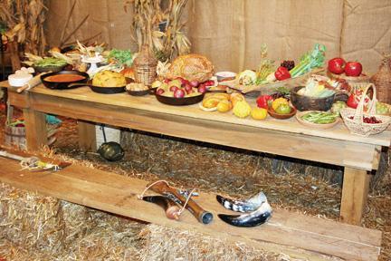 A Thanksgiving Meal Fit For A Pilgrim Waltontribune Com Home