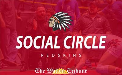 Social Circle Sports Stock Photo