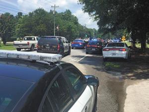 Chase Ends in Walnut Grove