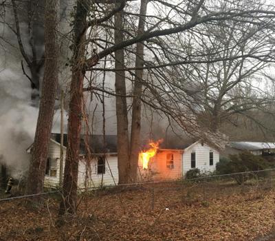 Walnut Court Fire