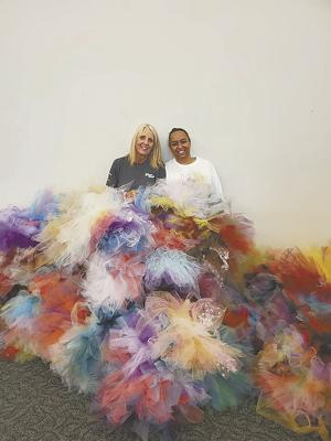 Stitching smiles: Project started by local resident makes tutus, capes for sick kids