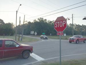 Four-Way Stop