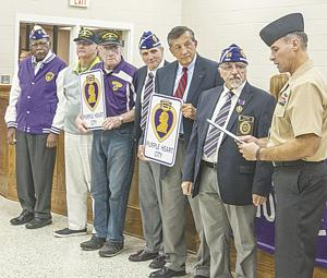Loganville changes residential zoning, becomes Purple Heart City