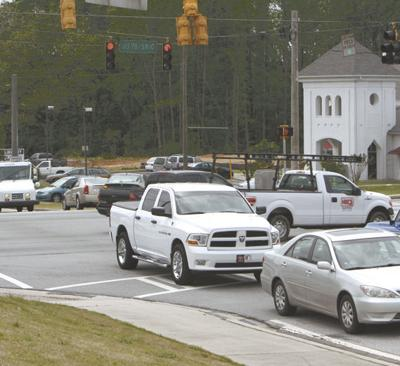 Loganville traffic