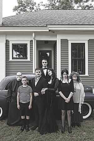 'Addams' Cast