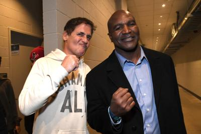 Cuban and Holyfield