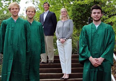 Athens Academy Top Graduates