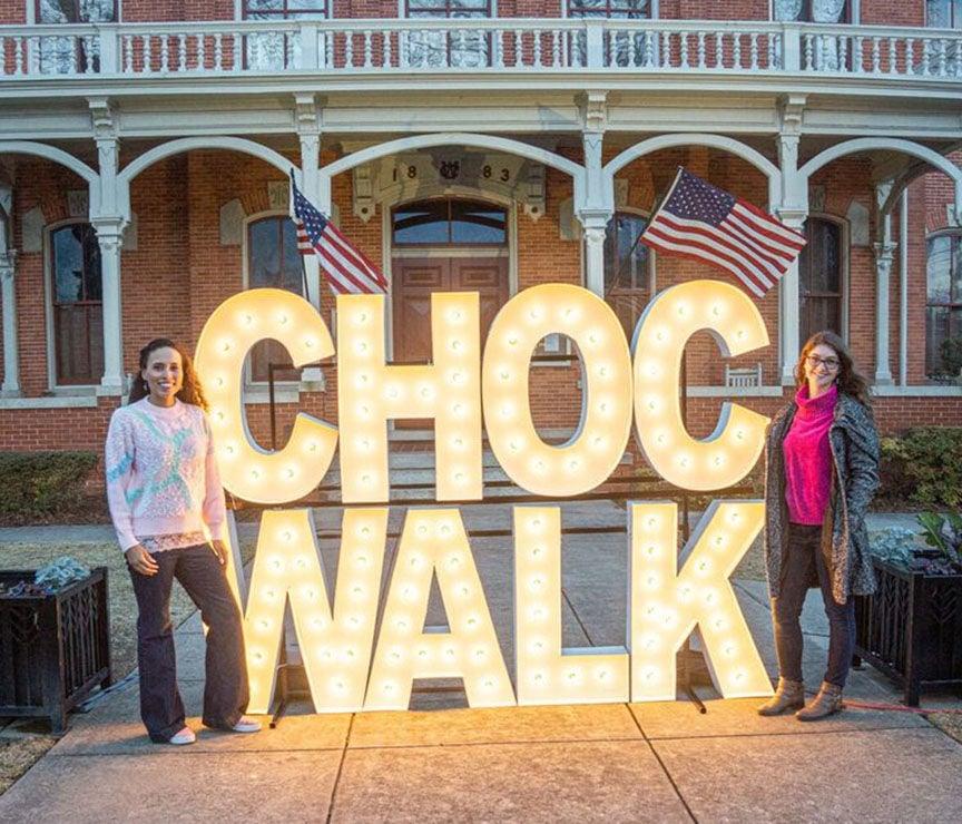 Choc Walk