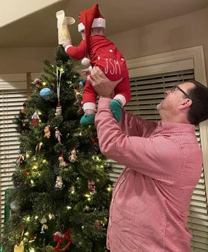 Clemons: My angel's days atop the tree are numbered
