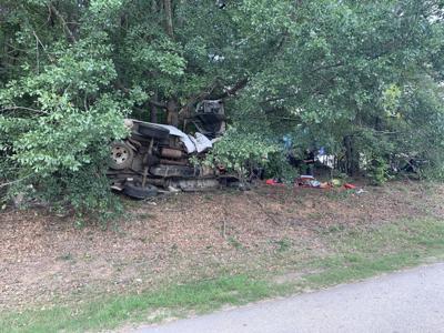 South Broad Crash